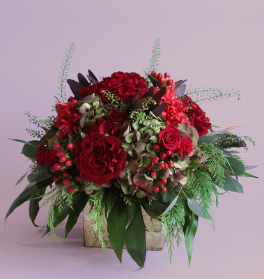 Holiday Romance from Valley Forge Flowers in Wayne, PA