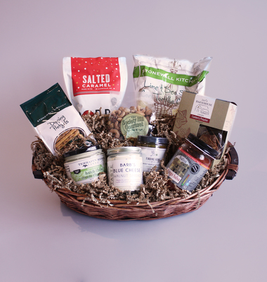 Snack Gourmet Gift Basket from Valley Forge Flowers in Wayne, PA