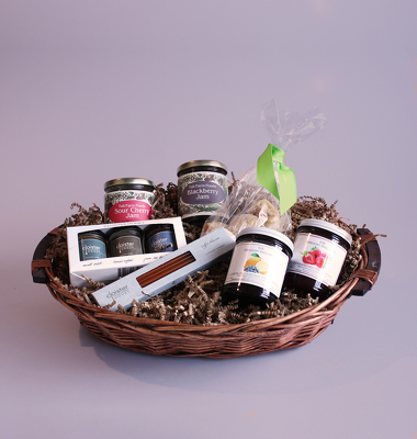 Jam & Honey Gourmet Gift Basket from Valley Forge Flowers in Wayne, PA
