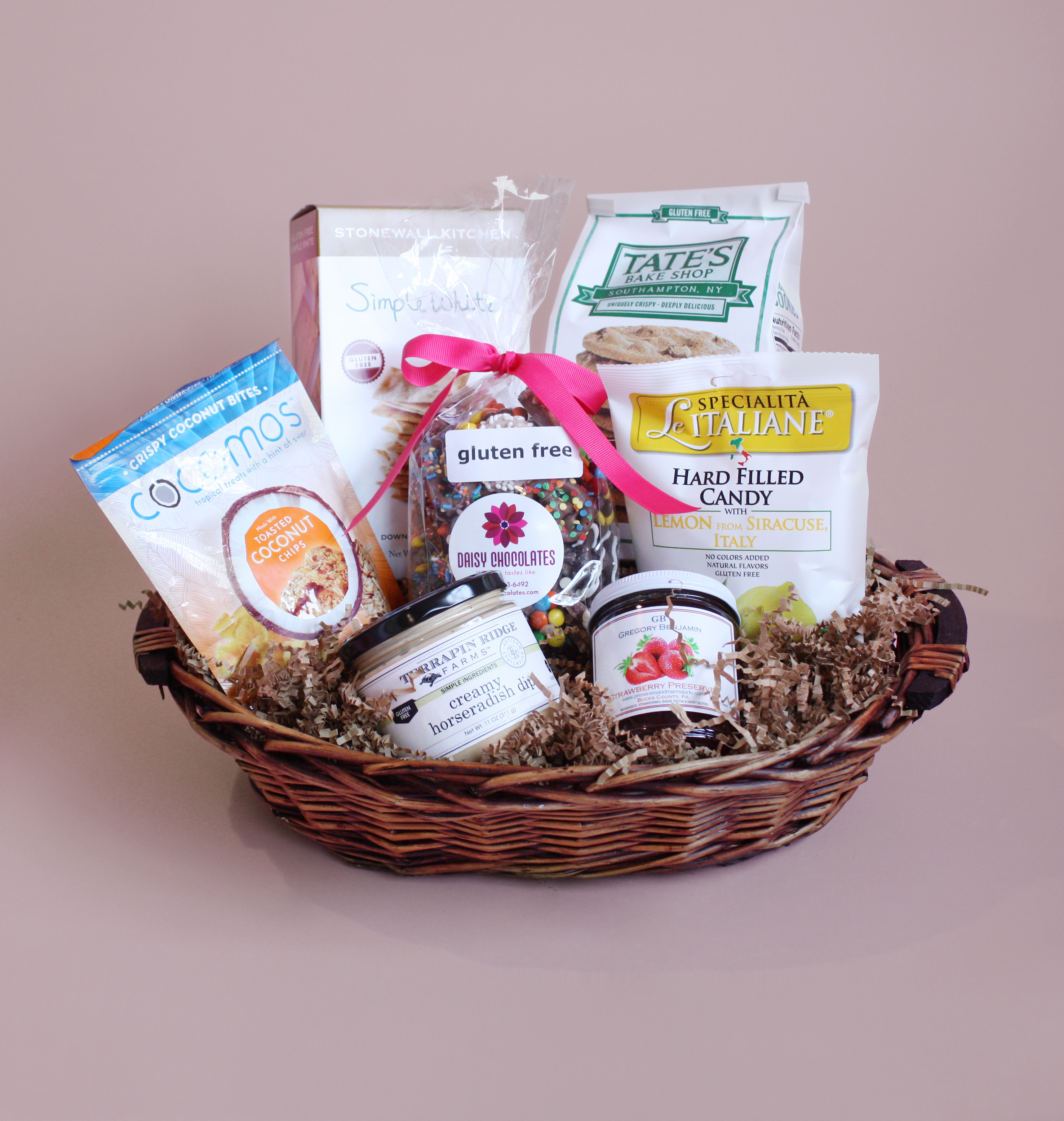 Gluten Free Gourmet Gift Basket from Valley Forge Flowers in Wayne, PA