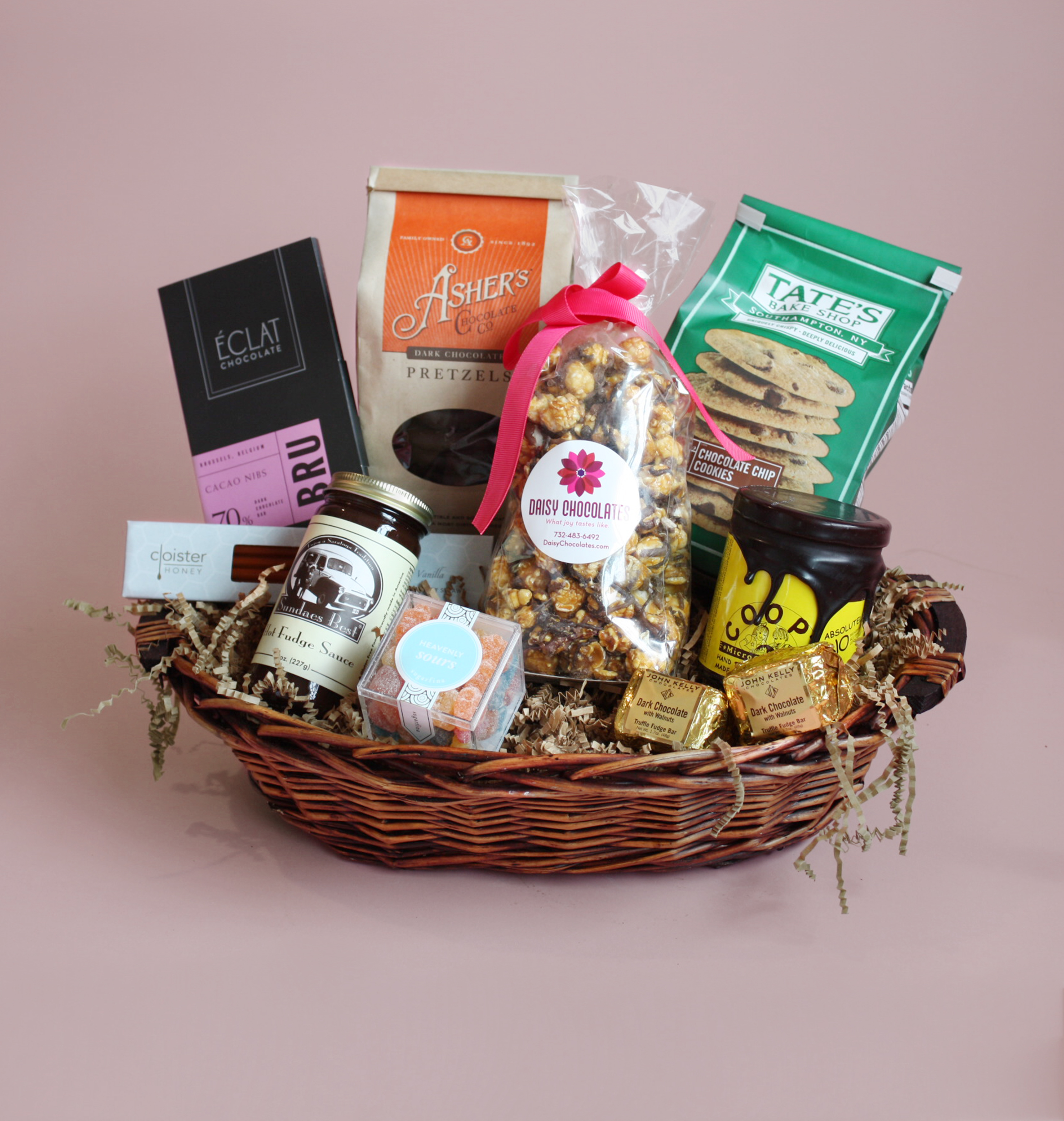 Sweets Gourmet Gift Basket from Valley Forge Flowers in Wayne, PA