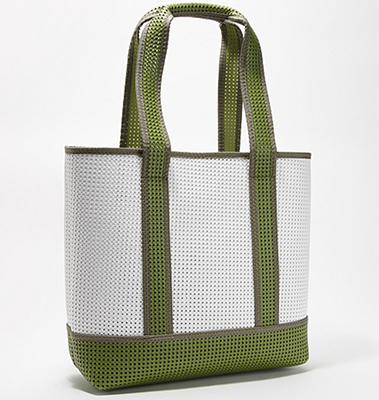 Barbara King All Weather Garden Tote Bag - GREEN from Valley Forge Flowers in Wayne, PA