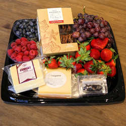 Cheese Lovers Basket from Valley Forge Flowers in Wayne, PA