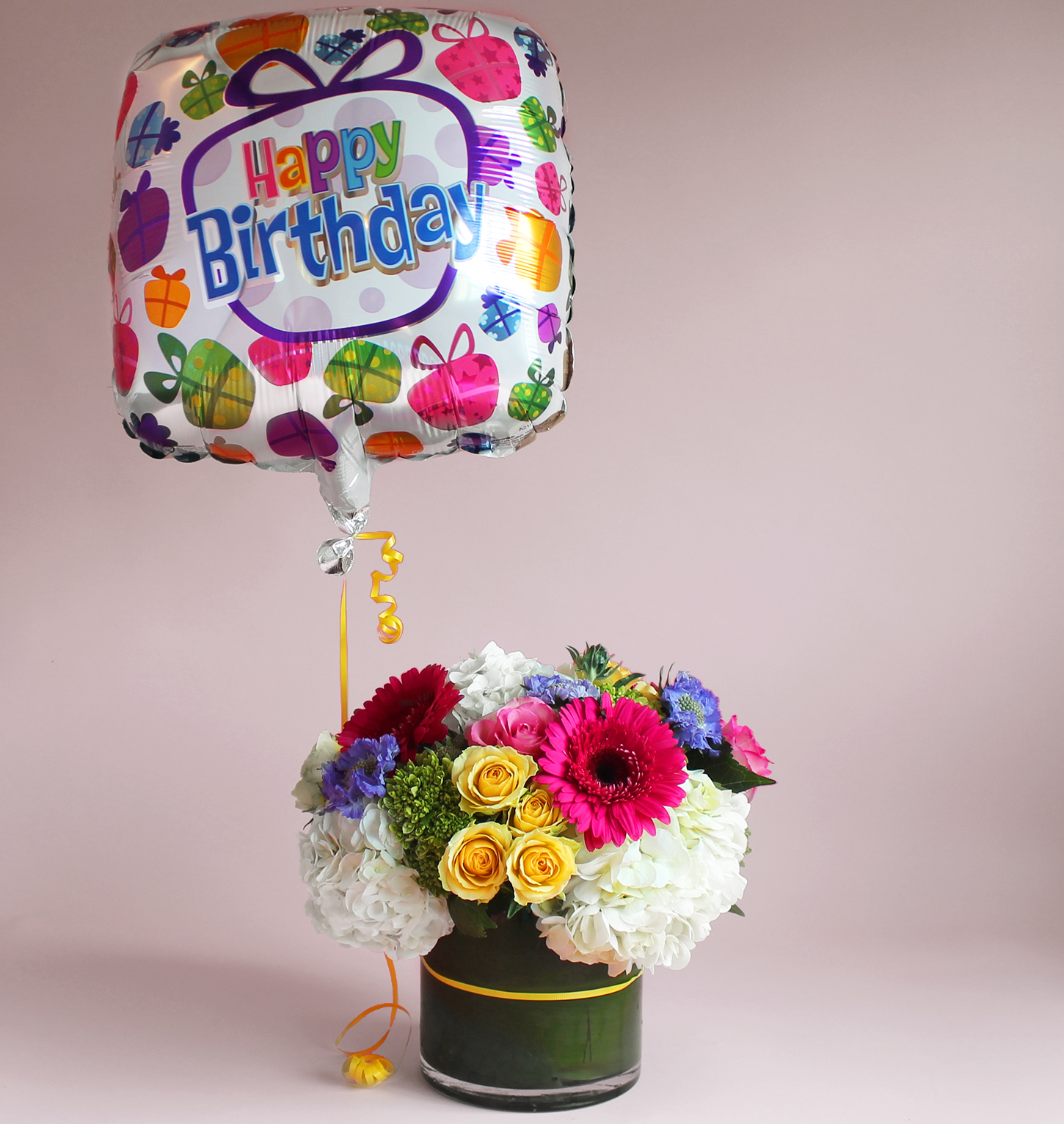 Birthday Celebration from Valley Forge Flowers in Wayne, PA